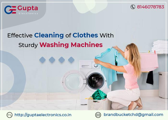 Washing Machine Dealers in chandigarh